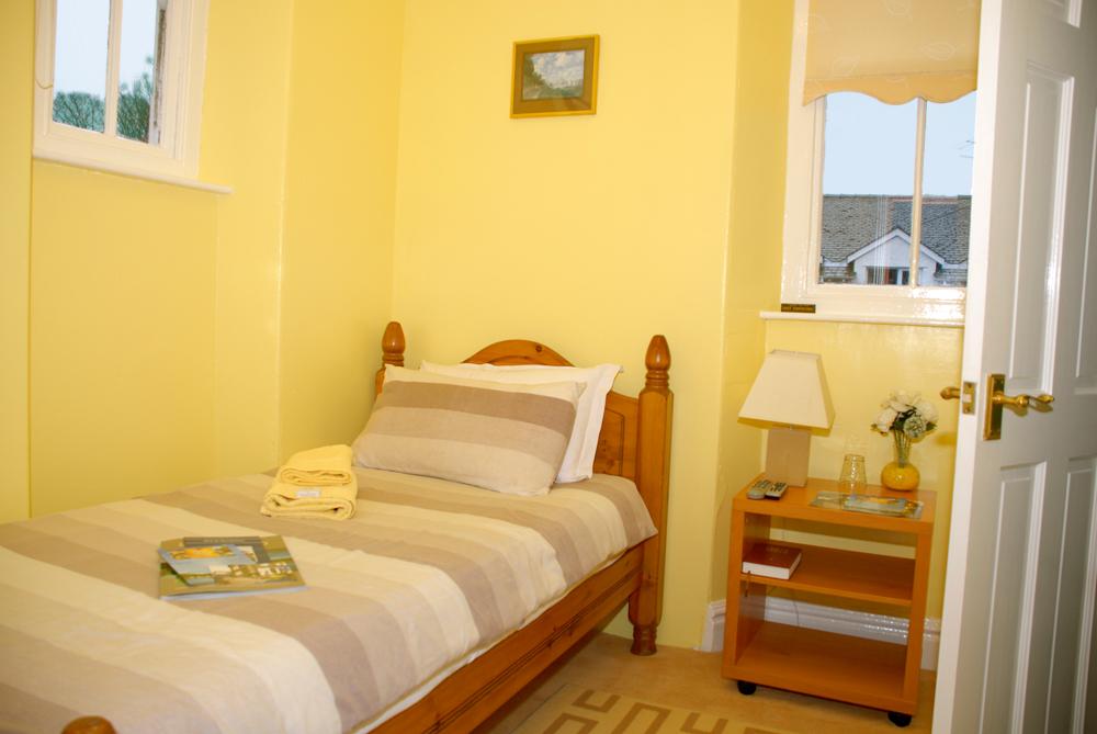 En Suite single ensuite guest bedroom b b in lake district